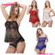 USA Warehouse Free Shipping Straps See Through Japanese Asian Sexy Nighty Adult Lingerie Babydoll
