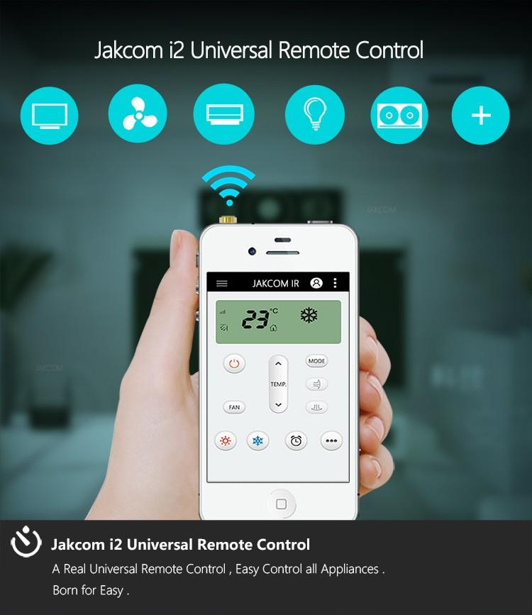 Wholesale Wholesale Jakcom I2 Universal Remote Control Commonly