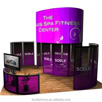 Modular Exhibition Stand Price : Modular exhibition stand exhibition stall with low price buy