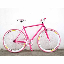 Manufacturer single speed gear bike bicycle cheap fixed high quality retro fixie