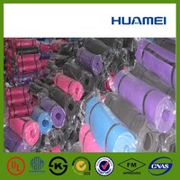 OEM China manufacture wholesale private label yoga mat with carrying strap