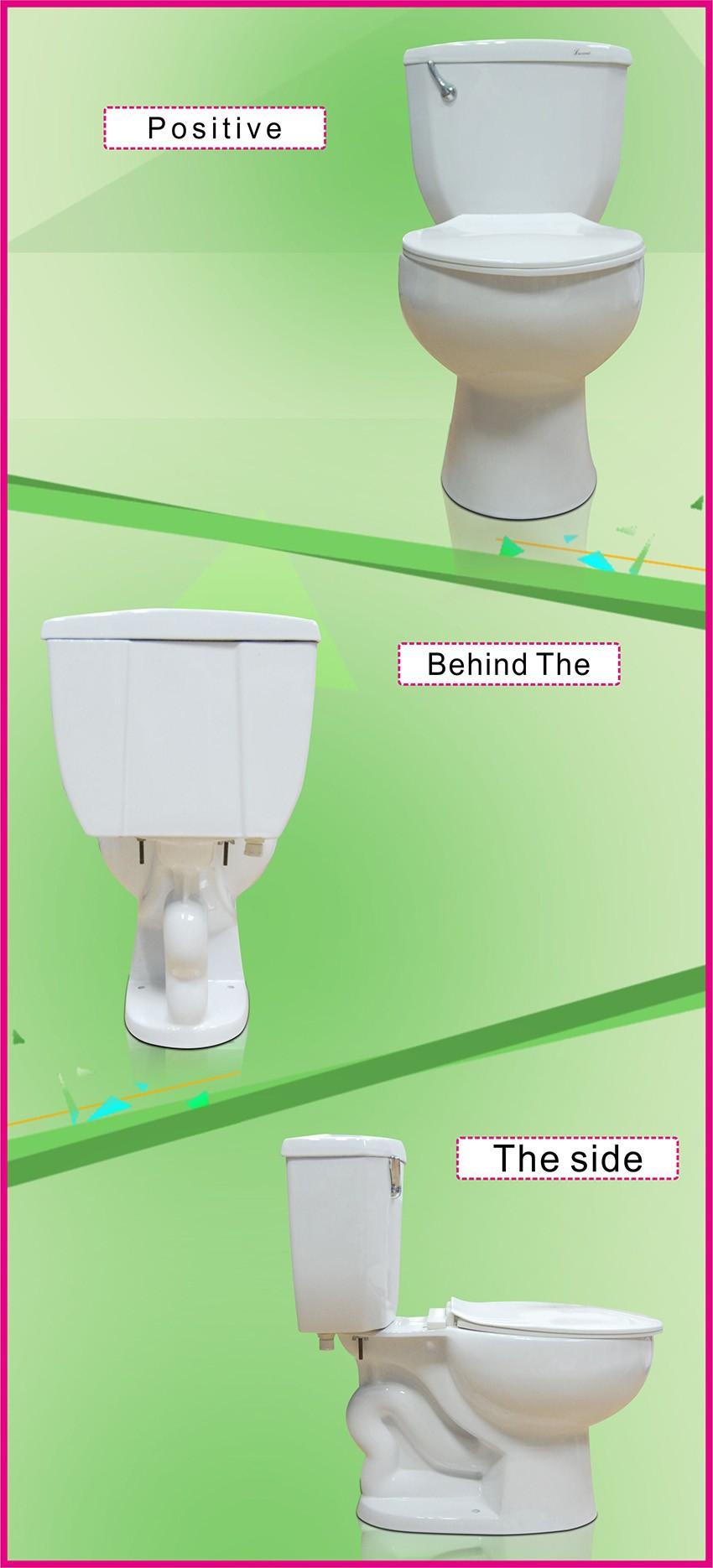 Fabricant De Sanitaires Siphonic Deux Pi Ces Ensemble De Toilette