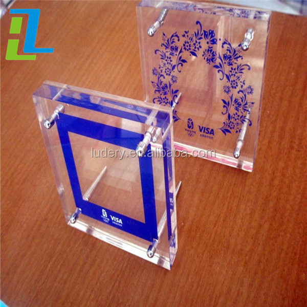 Free Sample 8.5 x 11 Acrylic Sign Holder ,A4 Acrylic Sign Holder <strong>Display</strong>,Single Sided Slant Back Acrylic Sign Holder