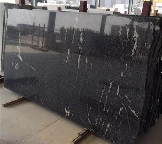Black Forest Granite Black Granite With White Veins View
