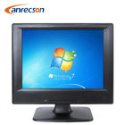 8 Inch Monitor Display Portable 4:3 TFT LCD Mini HD Color Video Screen Support VGA BNC AV Ypbpr In