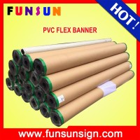 PVC flex banner digital printing media