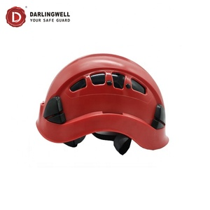Darlingwell Best price rock climbing Helmet hard hat meet CE EN397 approval american sports outdoor climbing helmet