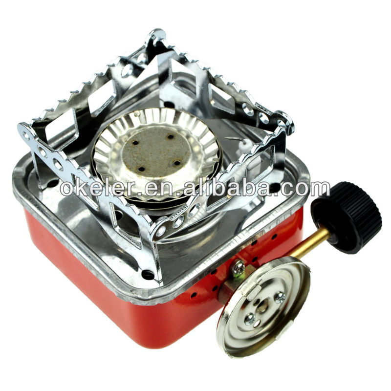 K-202 Outdoor Camping Gas Stove Picnic Burner Cooker