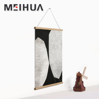 Minimalist Art Hanging Magnetic Poster Hanger Frame for Posters and Prints