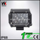 WEIKEN crees 4D offroad 18w led tractor work light Spotlight for ATV/Truck/Tractor motorcycle 4x4 off road