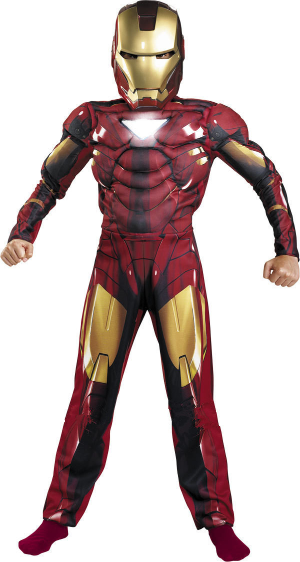 Ironman Costumes. Showing 40 of results that match your query. Search Product Result. Ultimate Spider-Man Muscle Chest Kids Costume - Medium () Product Image. Price $ Rubie's Costume Avengers 2 Age of Ultron Child's Iron Man Gloves Costume. Product Image. Price $ .