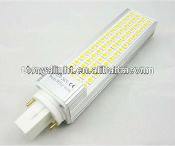 無料サンプルled pl 9ワット6400 kランプ6ワット 8ワット 10ワット 13