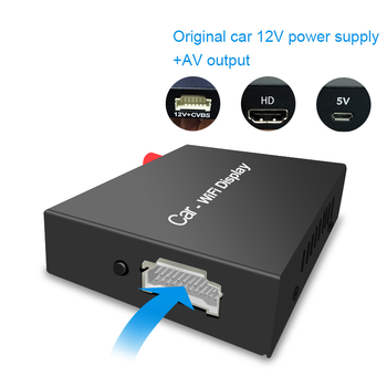 Android Auto Wireless Adapter