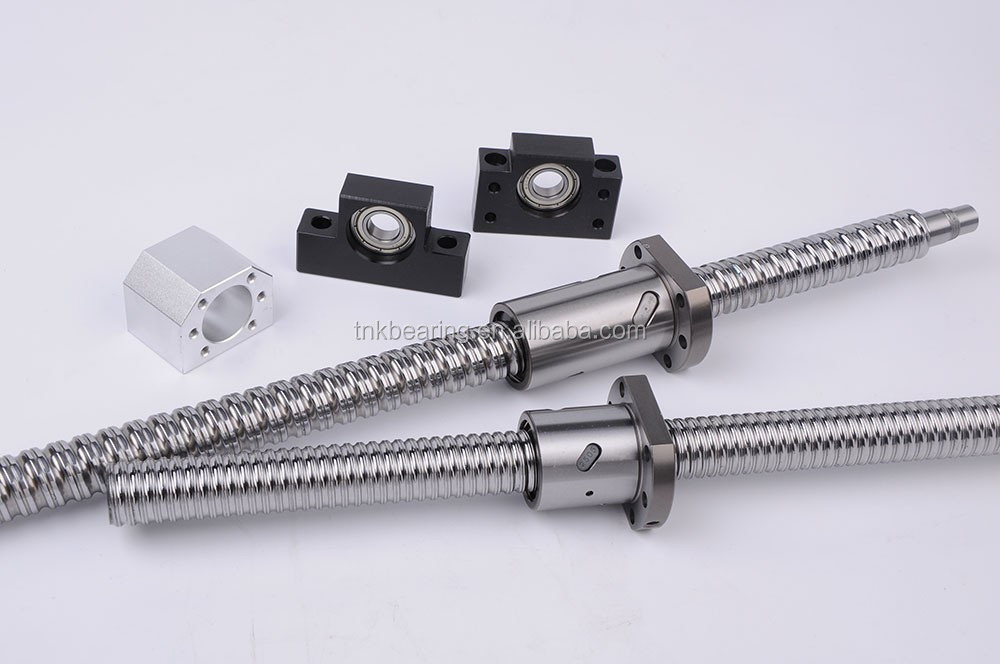 10% OFF price zero backlash smooth ball screw SFU3210 for CNC Machine