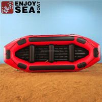 2019 popular and hot sale Inflatable River Rafts / Inflatable Rafting Boat / Inflatable Drift Boat