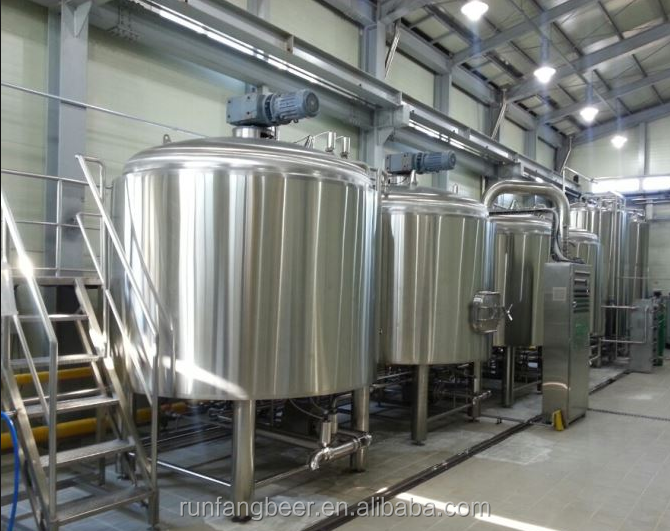 5bbl/7bbl Craft beer brewing equipment,5bbl/5hl brewing brewery equipment cost for pub