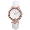 SKONE 9363 hot selling genuine leather lady vogue watch