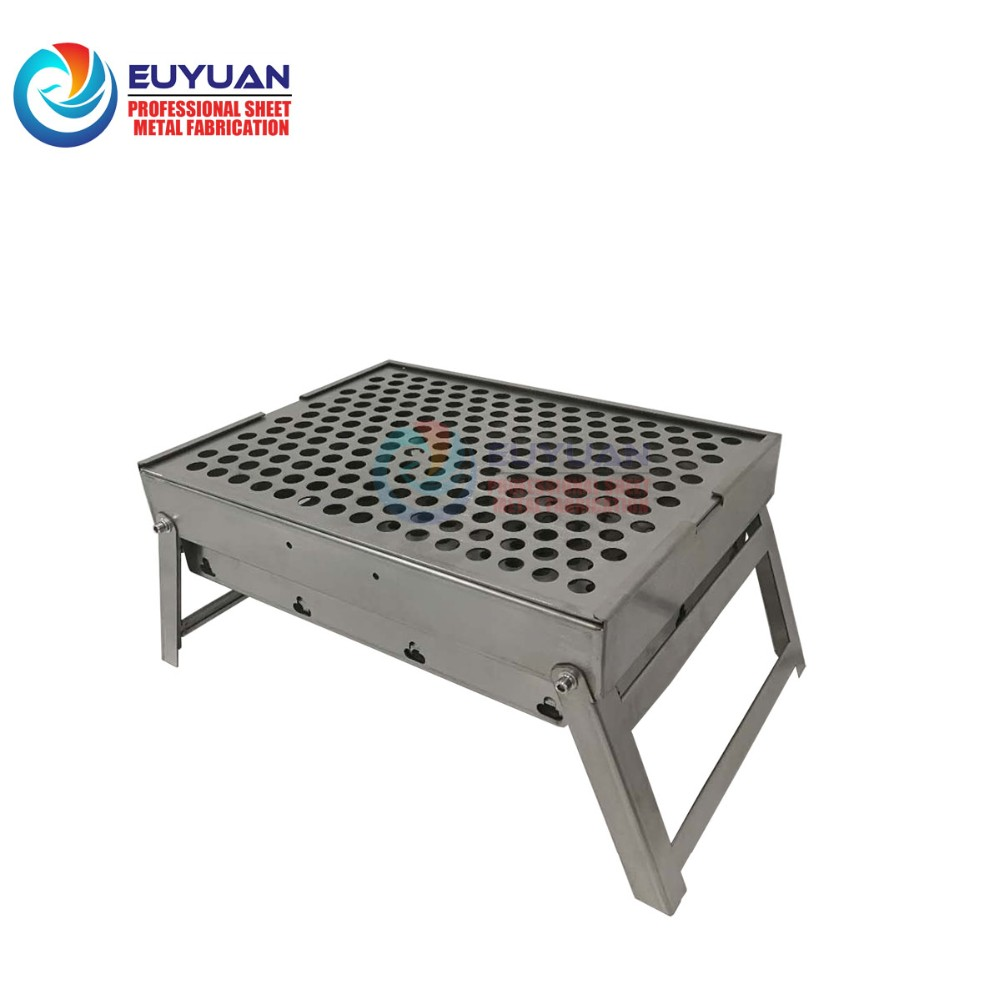 Home Bbq Small Stainless Steel Grills Made In China Charcoal Unique Portable Grill Product On Alibaba
