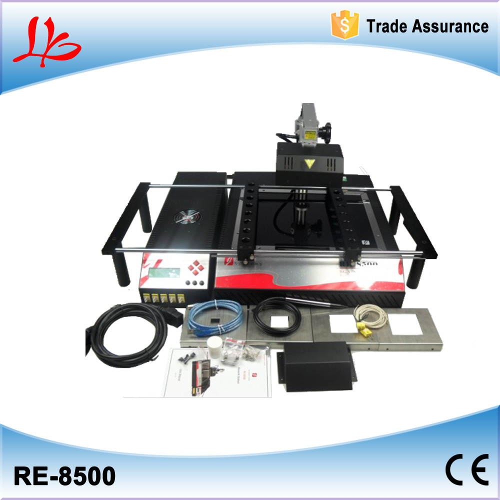 Bga rework station JOVY RE-8500,bga rework system RE8500,infrared bga chip repair machine