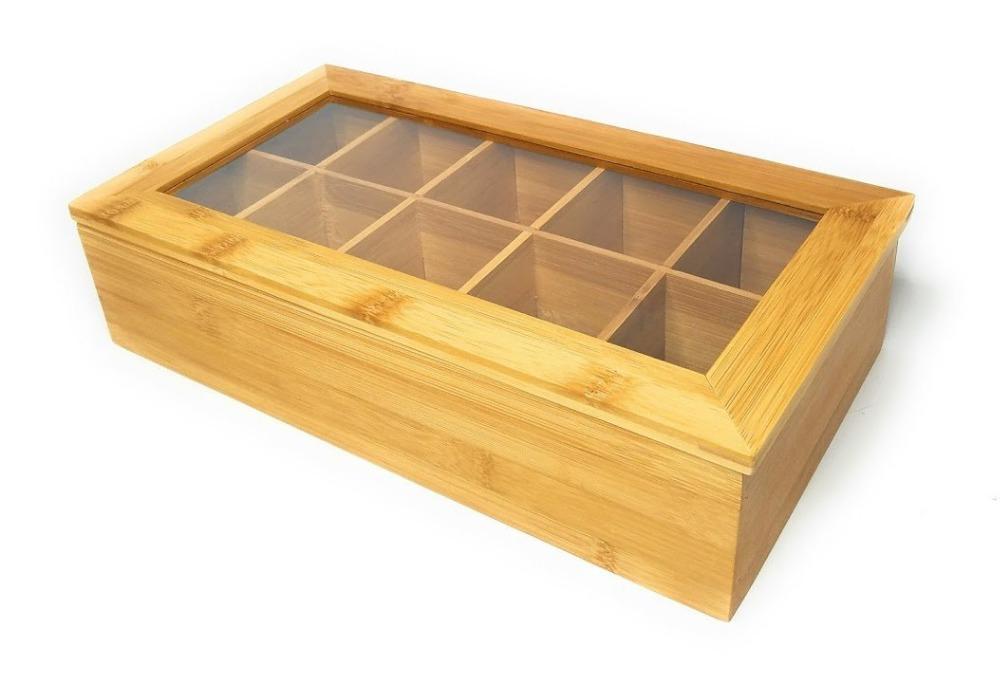 Bamboo-Tea-Box-10-Component-Acrylic-Tea