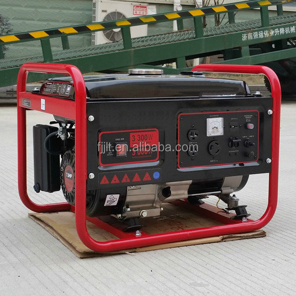 China air cooled gasoline generator OHV engine four stroke petrol generator 3kw