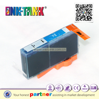 Cyan replacement ink cartridge compatible for hp 862xl used Photosmart Premium c309 c310 c410