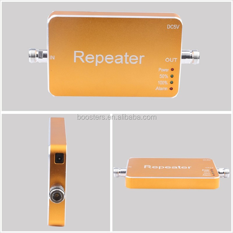 WCDMA 3g wireless signal amplifier network booster 2100mhz repeater UMTS