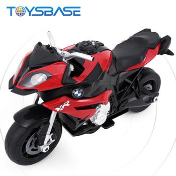 Nitro rc motorcycle