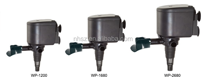 Pet Supplies Hidom Aquarium Powerhead Pump Water Filter 3 In 1 Submersible Tropical Marine Fish & Aquariums