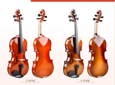 OEM wholesale price 4/4 violin cheap price high quality for kid beginners