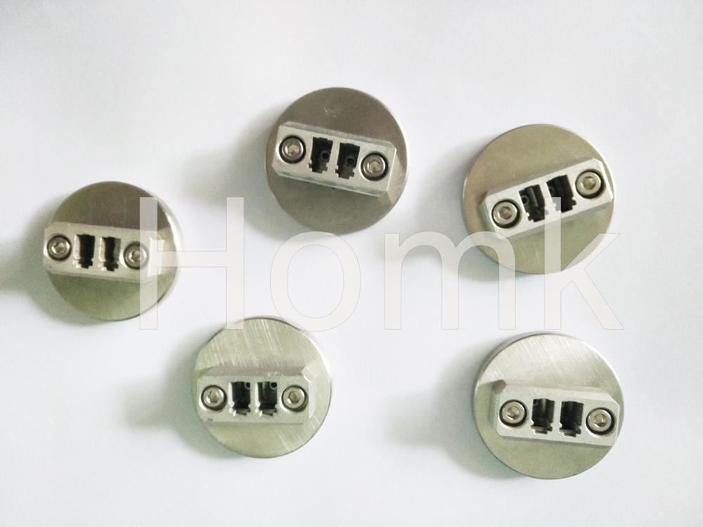 LC DX Handheld 1.25mm Fiber Optic LC PC Polishing Disc