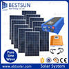 BESTSUN 10000w High Efficeiency and Lowest Price Poly 260 watt solar panel 10000 watt solar panel system