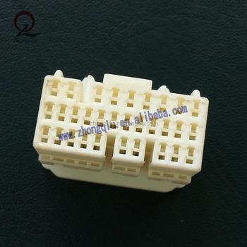 amp tyco multilock 31 pin toyota ecu wire harness plug connector 353031-1