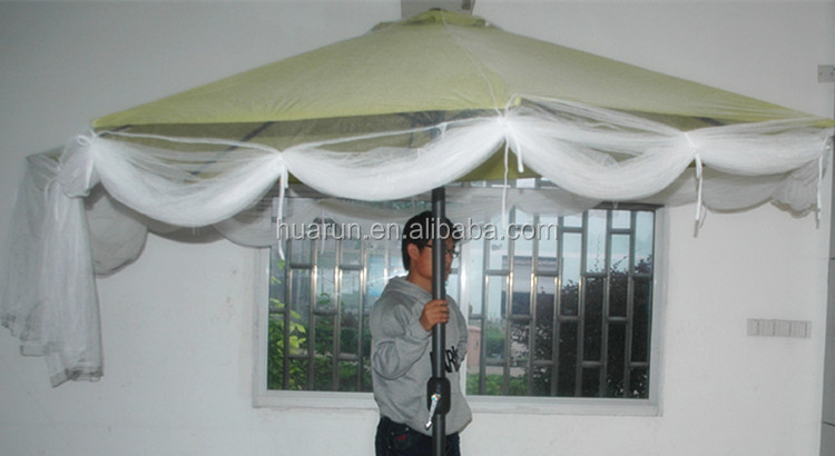 Huge Outdoor Umbrella Mosquito Net Patio Mosquito Mesh Tent Buy
