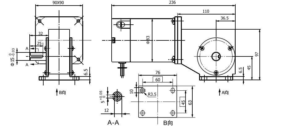 Small Mini Specifications 12 Volt 12v 24v Electric