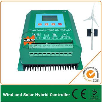 500w (200w Solar Power+300w Wind Power) 12v/24v Auto Recognise ...