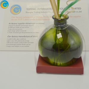 Best gifts glass bottle scented reed diffuser