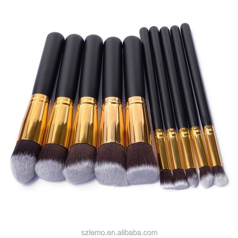 Your own brand makeup brush vegan make up brushes cosmetic tool kits