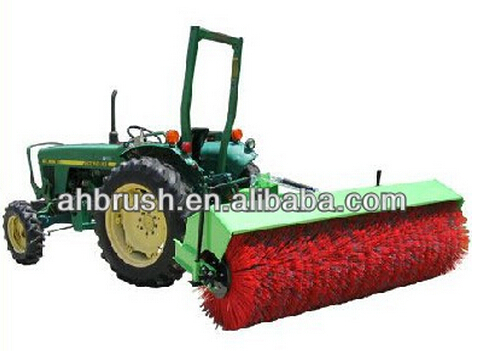 Tractor Mounted Road Sweeper Brush Buy Tractor Mounted