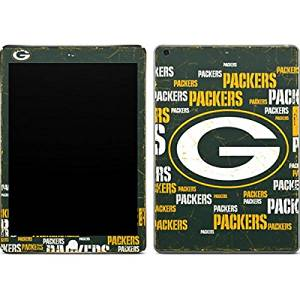 NFL Green Bay Packers iPad Air Skin - Green Bay Packers Blast Vinyl Decal Skin For Your iPad Air