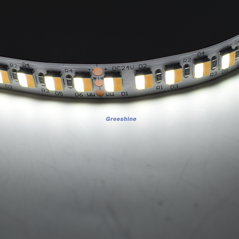 Led Strip 5050 Dc 24v Rgb 5meter Waterproof Ip67 Flexible Light Stripe 60led/m Led Tape Luces Lamp Ribbon Tv Backlight Led Strips