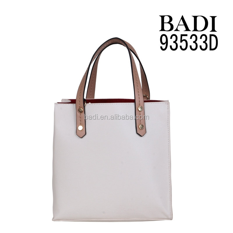 PU leather hobo bag shopping bag factory wholesale