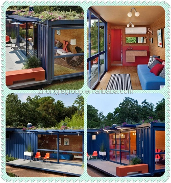 Prefabricated Wooden Container House Price House Ceiling