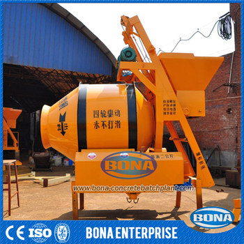 Large capacity 1 cubic meters craigslist self-loading concrete mixer