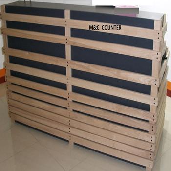 tisch design holz, moderne einzelhandel design holz tuch ladentheke tischdesign/möbel, Design ideen