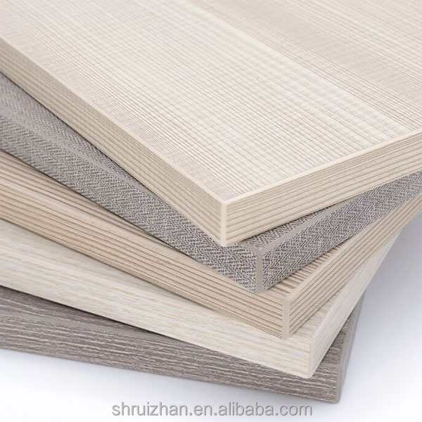 China manufacture PVC/ABS wood grain edge banding, furniture edge strip