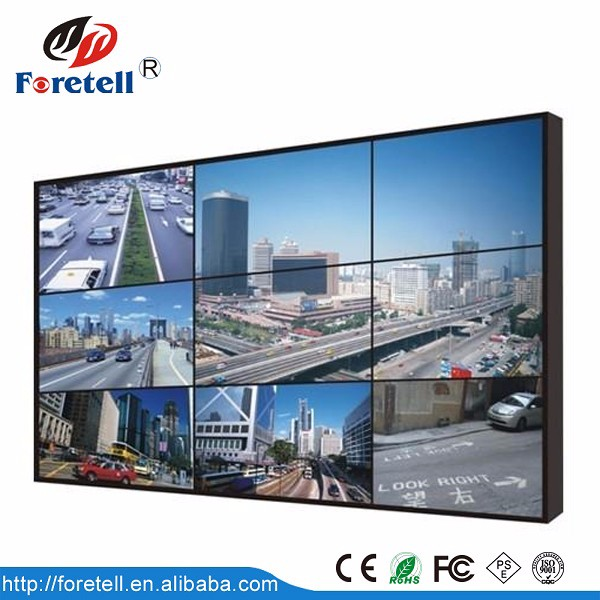 46 inch all in ones super narrow bezel HD DID lcd video wall,samsung lcd panel on sale
