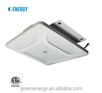 Etl Dlc Roved 100w Gas Station Light Canopy Led Lighting Fixture Product On