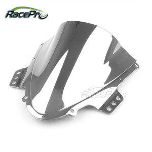 OEM Polycarbonate Custom Windscreen For Motocross Suzuki GSXR 1000 2005-2006