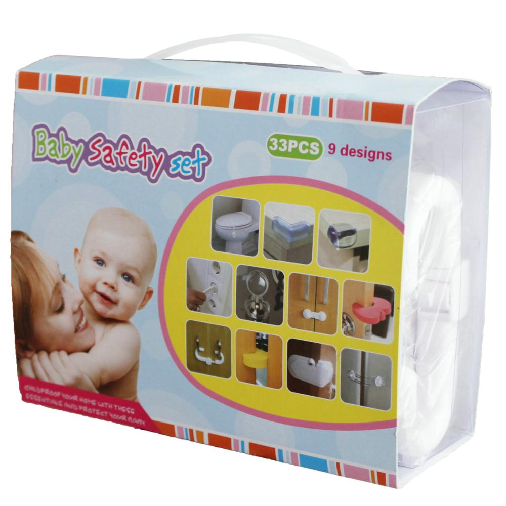 Kleine Stück Baby Home Safety Starter Kit Essentials Kindersicherungsset